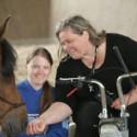 Silke Vallentin - Parelli Horsemanship Instructor