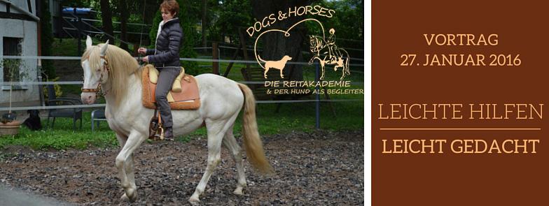 Dogs and Horses - Die Reitakademie von Barbara Solgan-Schäfer