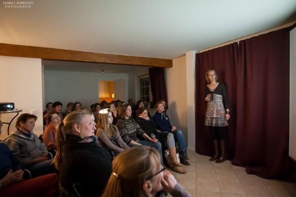 Reiten in Balance - Vortrag Petra Köpcke