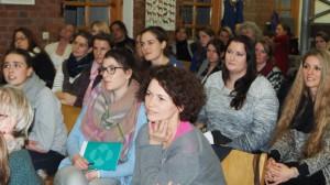 Vortrag in Kühsen, Schleswig-Holstein
