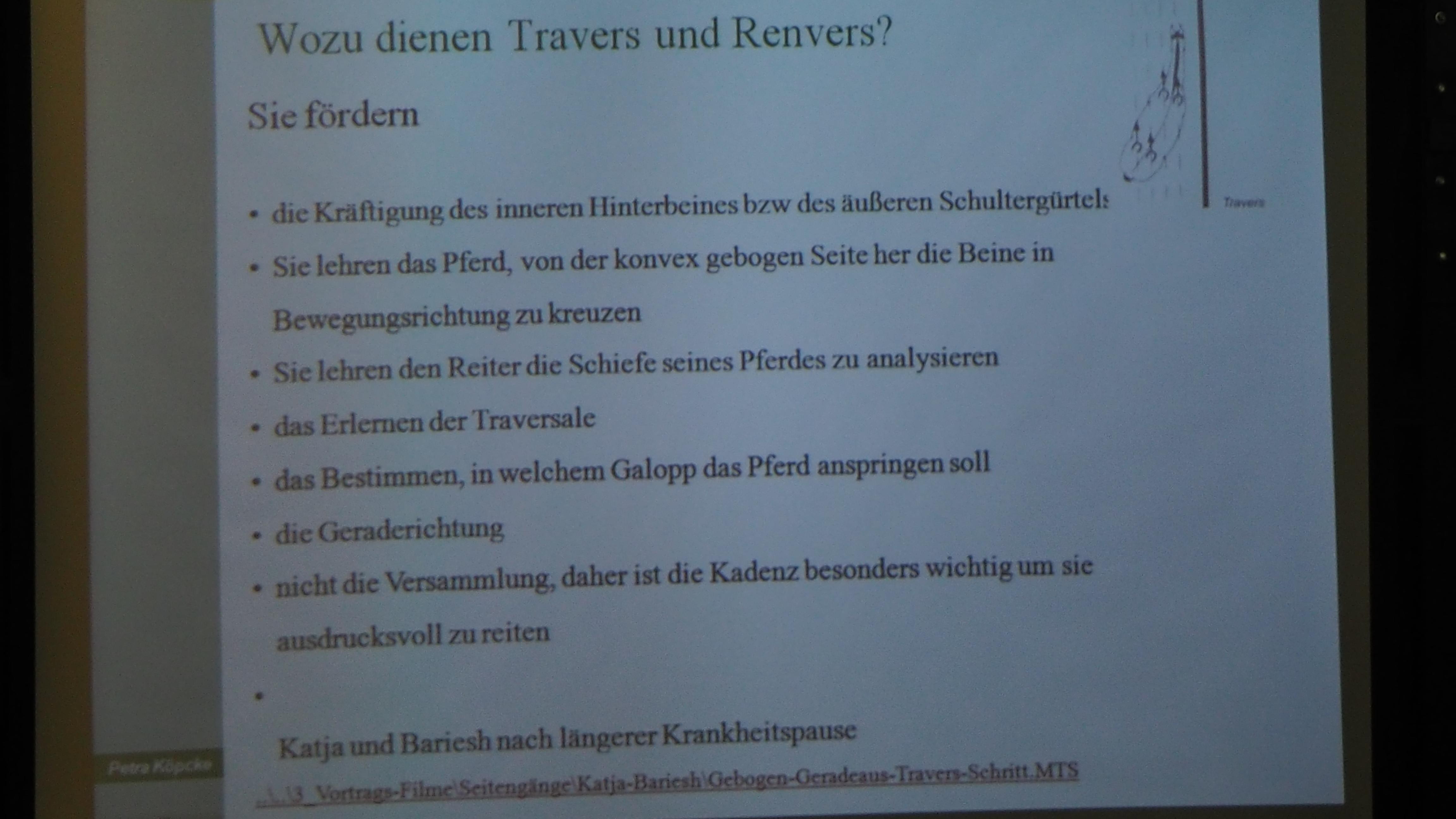 Vortrag Petra Köpcke Seitengänge