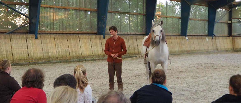 Kurs Arien Aguilar Balanced Horseman