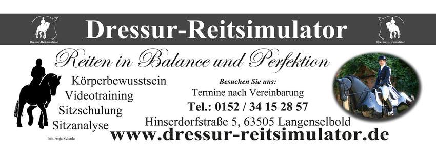 dressur-reitsimulator