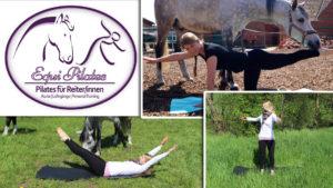 Sitzschulung und Pilates für Reiter