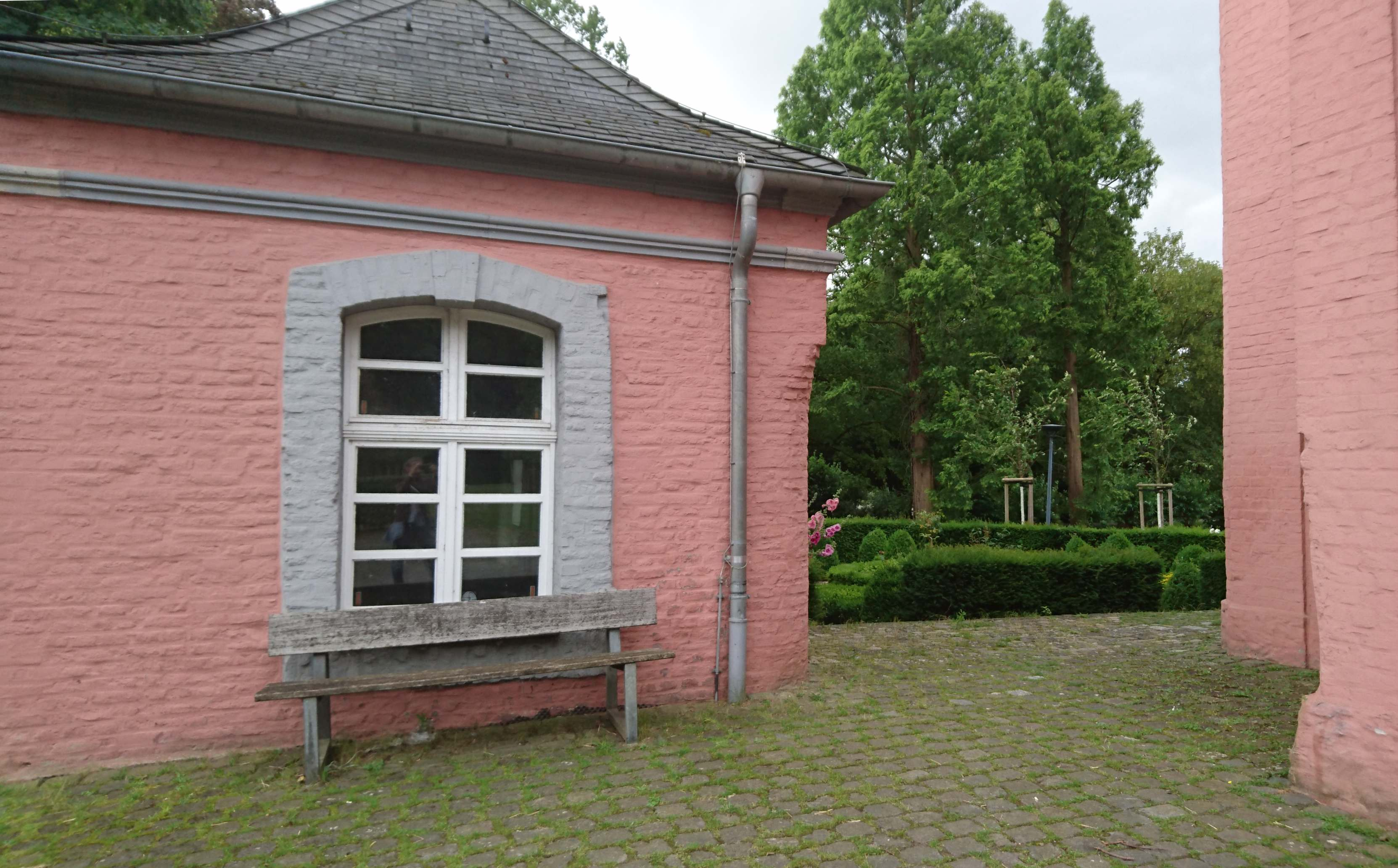 Schloss Wickrath Mönchengladbach