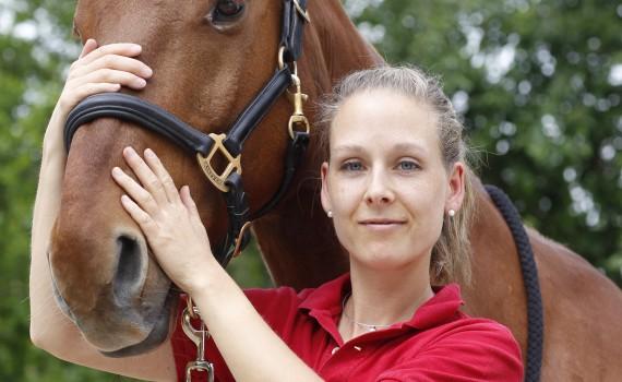 Fachbuchautorin Pferdecoach Caroline Sperling