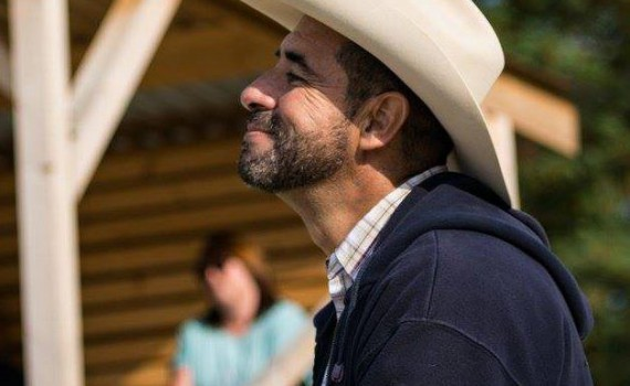 Alfonso Aguilar Bosal Horsemanship Kurs