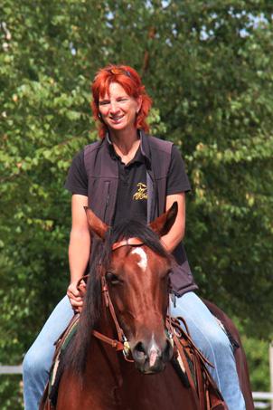 Sitzschulung Hessen 2017 Pferd Reiten