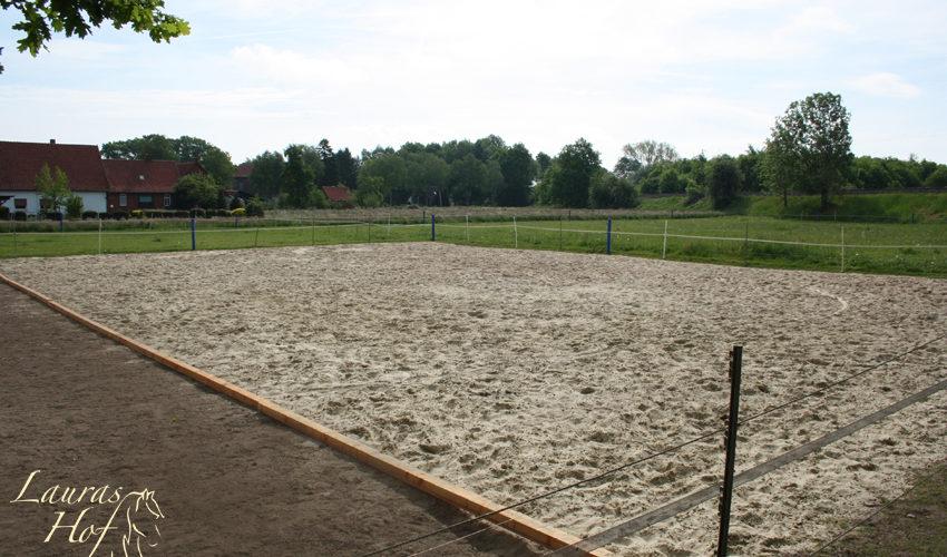 Reitkurs Unterricht Pferd Handpferd 2017