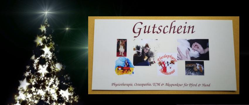 Adventskalender 2017 - Gewinne Gutscheine für Physio-Kurse